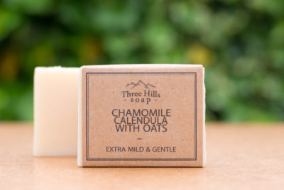 Sensitive Soap Three Hills Soap