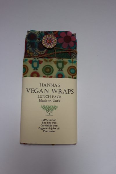 Hanna Bee Wraps Lunch Pack Ireland