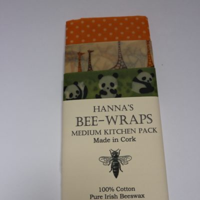 Bee Wraps Ireland Hanna's