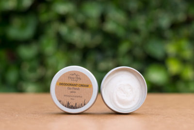 Natural Deodorant Cream Ireland