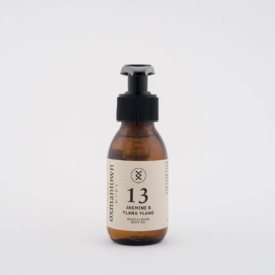 Oxmantown Body Oil