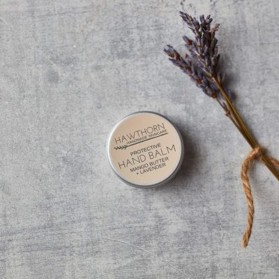 Natural Skincare Plastic free packaging Hand Balm