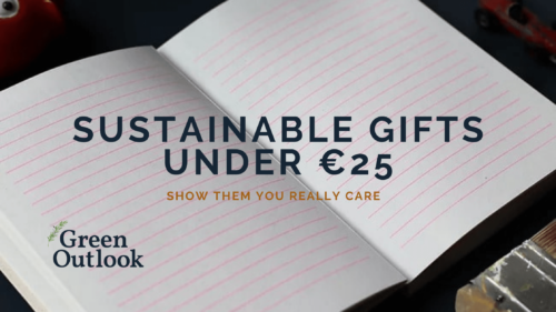 Blog Sustainable gifts Under €25
