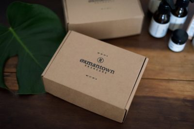 Oxmantown Skincare Gift Set