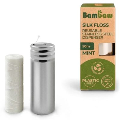 Bambaw Silk Dental Floss