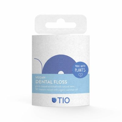 TIO Vegan Dental Floss
